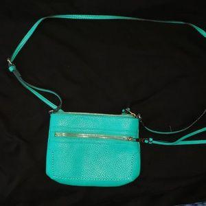 Small Aldo teal shoulder Bag